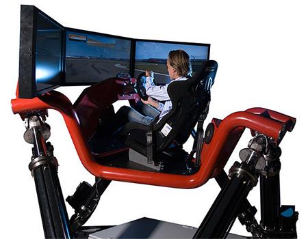 Cruden Hexatech – The ultimate race car simulator