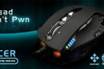 Cyber Snipa Silencer gaming mouse unveiled