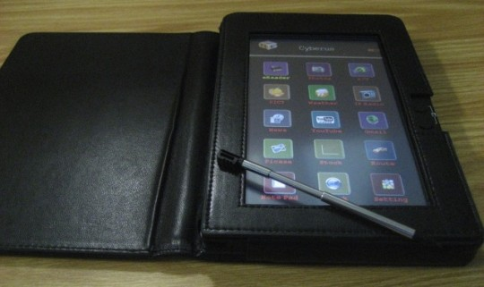 Cyberus Smart Info Tablet gets reviewed: Dire