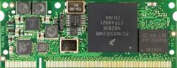 Direct Insight TRITON-TX51 squeezes Cortex A8 computer onto a SODIMM module
