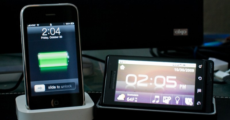 DROID beats iPhone 3GS in TIME Top 2009 Gadgets list