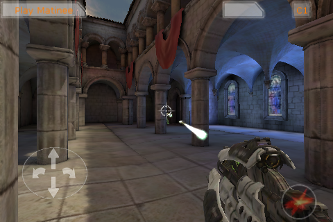 Unreal Engine 3 ported to iPod touch [Video]