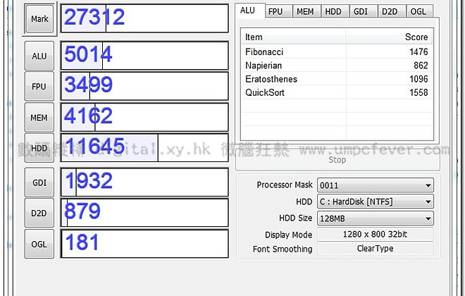 Fujitsu LifeBook UH900 benchmarked and shows multitouch on video