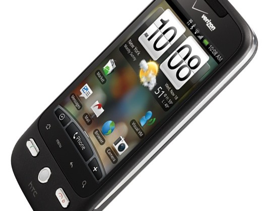 Verizon DROID and HTC DROID Eris Android 2.1 update January 22nd?