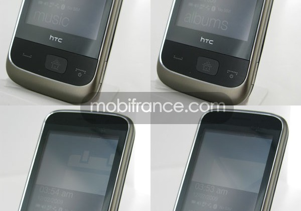 HTC Touch.B based on Qualcomm BREW platform [Video]
