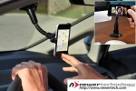 NewerTech unveils iPhone 3G/3GS window mount