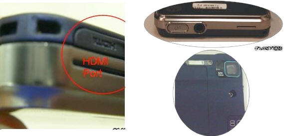 Motorola Sholes images leak: HDMI, 8MP camera and Android