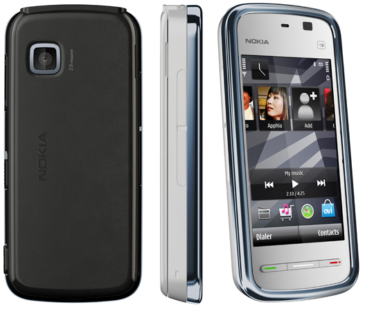 Nokia 5235 Comes With Music outed: Q1 2010 for €145