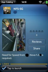 WebOS 1.3.5 update supports Pre gaming video authenticity