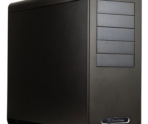 SilverStone debuts Fortress FT02 computer chassis