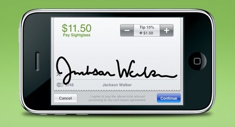 Square mobile payments system launches on iPhone