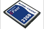Super Talent unveils quick CFast CompactFlash card