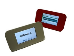 Techsol unveils cool TPC-43C medallion touch screen computer