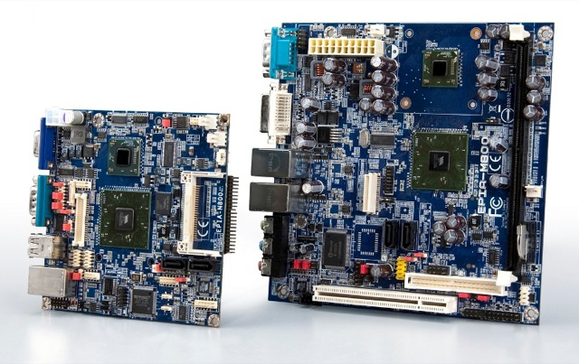 VIA EPIA-M800 and EPIA-N800 Mini/Nano ITX boards announced