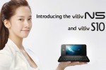 Viliv N5 clamshell MID coming to CES 2010