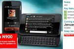Vodafone Nokia N900 confirmed for January UK launch