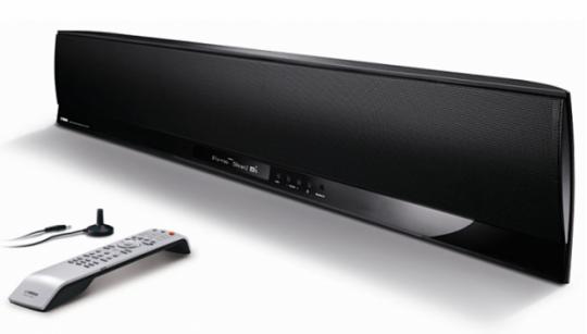 New yamaha sound bars ysp 5100 what hi fi for Yamaha ysp 900 soundbar