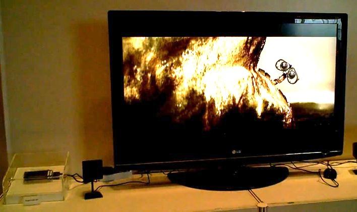 ZiiLABS TRINITY demos 1080p HD skills [Video]