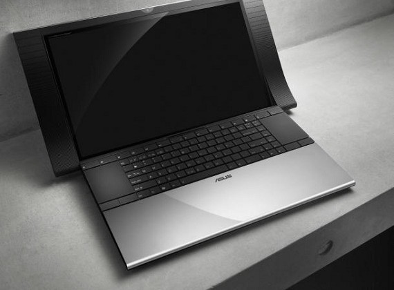 Asus, Bang & Olufsen collaborate on Asus NX90 hi-fi, dual-touchpad laptop