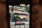 3D maps demo on Xperia X10 smartphone [Video]