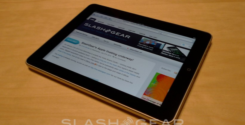 iPad Hands-on Gallery and Video