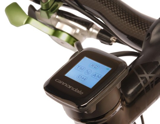 Analog Device's motion sensing technology enhances Cannondale's mountain bike Simon suspension system