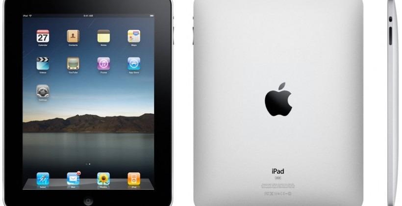 Apple iPad official