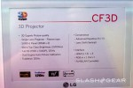 LG CF3D 3D projector arrives May for $10k