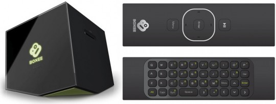 Boxee Box Tegra 2 confirmed; Boxee Beta goes public
