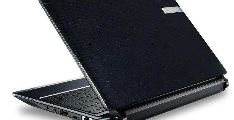 Gateway LT21 series netbook latest to get Atom N450
