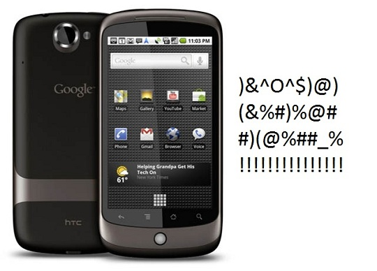 Google support forums flooded by deluge of Nexus One customer complaints
