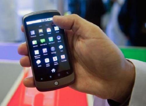 Nexus One enterprise version gains physical keyboard?