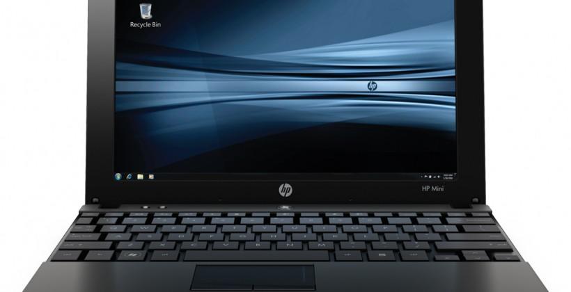 HP multitouch TouchSmart tm2 notebook & Mini 5102 netbook debut, plus N450-based Mini 210/2102