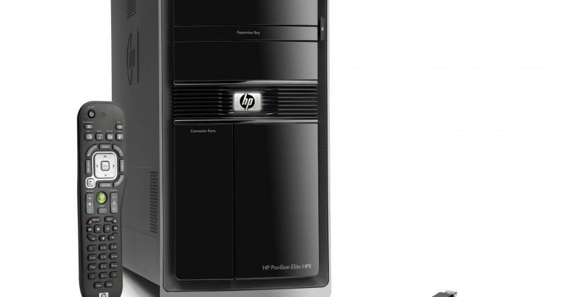 HP Pavilion Elite HPE Desktop PC