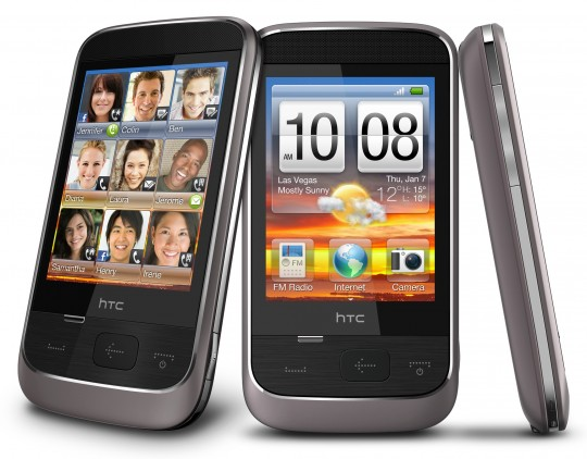 HTC Smart metal Front side 540x422