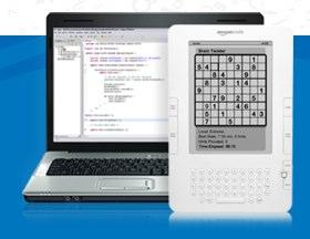 Amazon Kindle Development Kit promises ereader Active Content