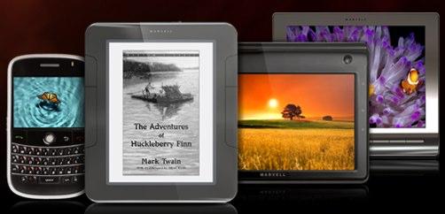Marvell ARMADA 610 app processor: 1080p, HDMI, 3D graphics, more