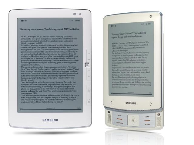 Прокомментировать запись Samsung Forum 2010: электронные читалки. 3 Сообще