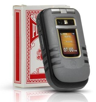 Sprint Motorola Brute i680 is ultra-rugged