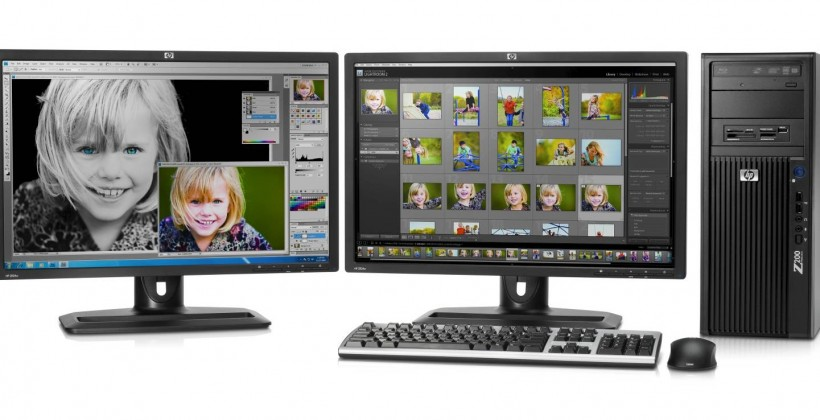 HP Z200 Workstation: entry-level crunching from $769