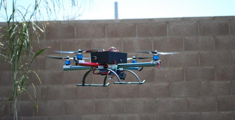 DIY Quadrocopters: Quaduino NG and AeroQuad [Videos]
