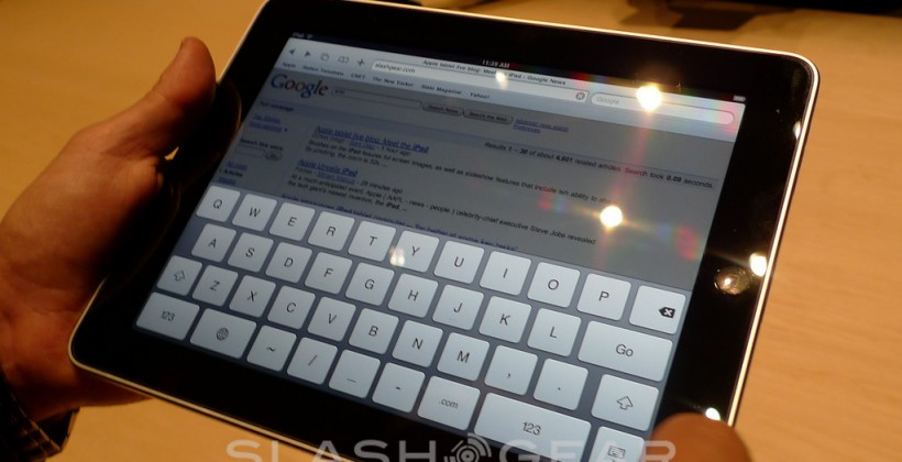 Apple Redefines a Market: Hands-on with iPad