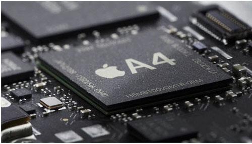 Apple iPad A4 CPU detailed