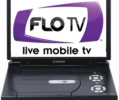 Audiovox FLO TV DVD player coming; Doubled sports programming in 2010