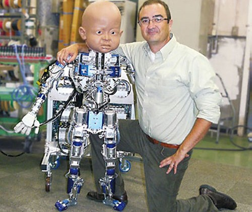 Diego-san is creepiest robot ever
