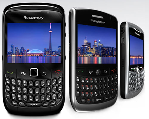 Alltel customers get Blackberry Curve 8530