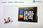 chumby sunfury touchscreen tablet spotted
