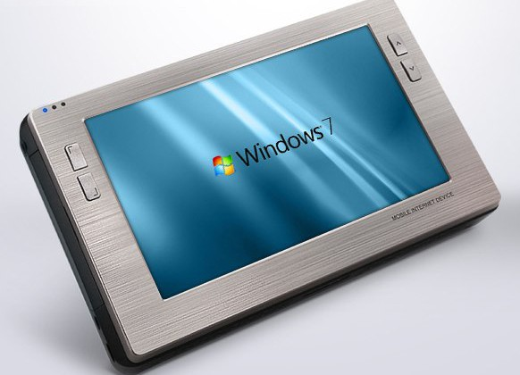 Cowon W2 Windows 7 MID makes it to CES 2010
