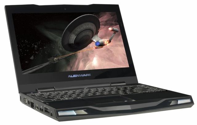 Alienware M11X ultraportable: $999 gaming mini-monster