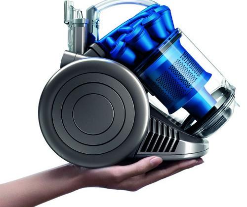 Dyson unveils small City DC26 vacuum